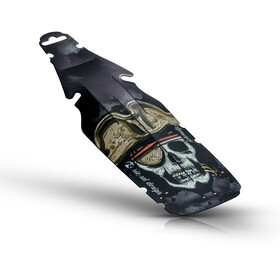rie:sel design schmutz:fink Back Fender Barn stickerbomb